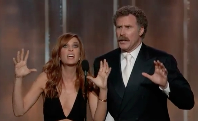 Will Ferrell and Kristen Wiig's Lifetime movie is either totally happening, not happening at all
