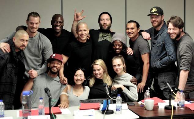 First Suicide Squad cast photo reveals some unexpected star changes
