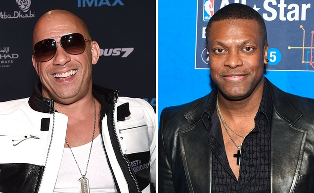 Vin Diesel and Chris Tucker are the latest stars to take Billy Lynn's Long Halftime Walk