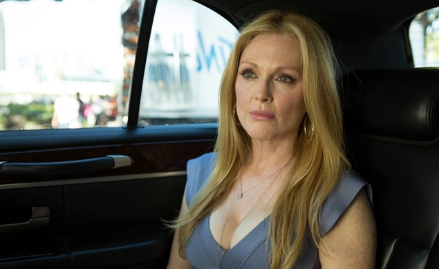 Julianne Moore to star in Nicole Holofcener's bizarre, fact-based Can You Ever Forgive Me?