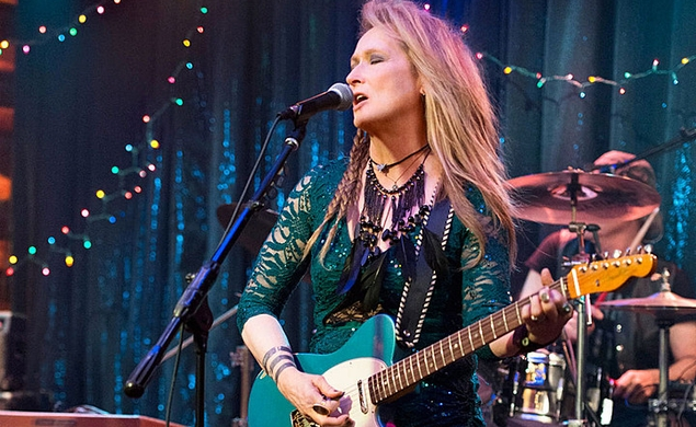 Jonathan Demme-directed Ricki And The Flash anointed with the blood of Meryl Streep