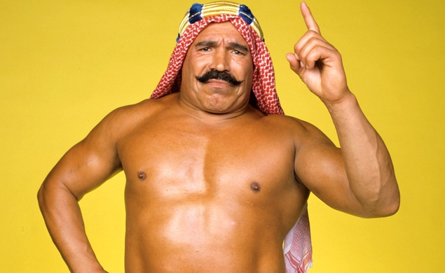 The Sheik looks at the improbable rise, fall, and rise of a wrestling star
