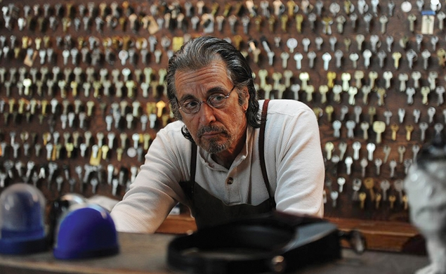 Al Pacino's got some atoning to do in the Manglehorn trailer