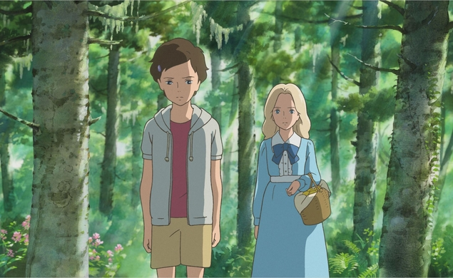 The U.S. trailer for Studio Ghibli's When Marnie Was There gets mournful, wistful, various other fuls