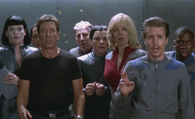 Television remake orbit sucks in new version of Galaxy Quest