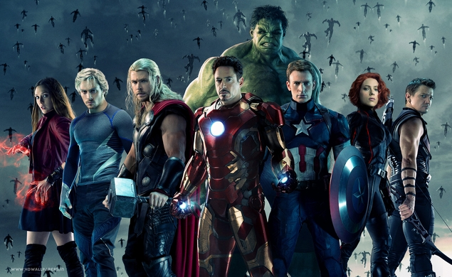 German movie theaters are boycotting Age Of Ultron