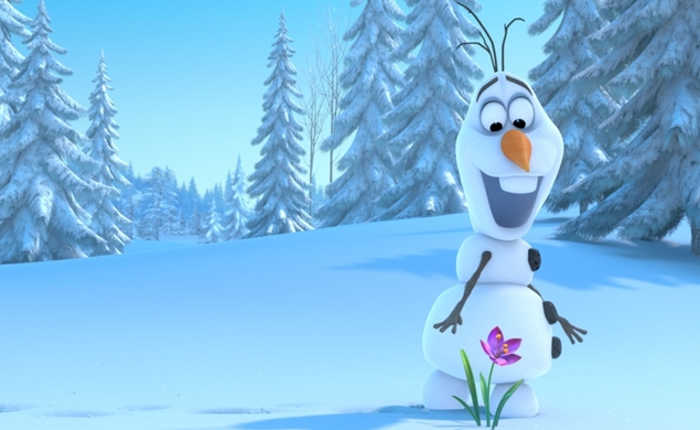 The Frozen Trailer Is, At Least By Definition, Cool