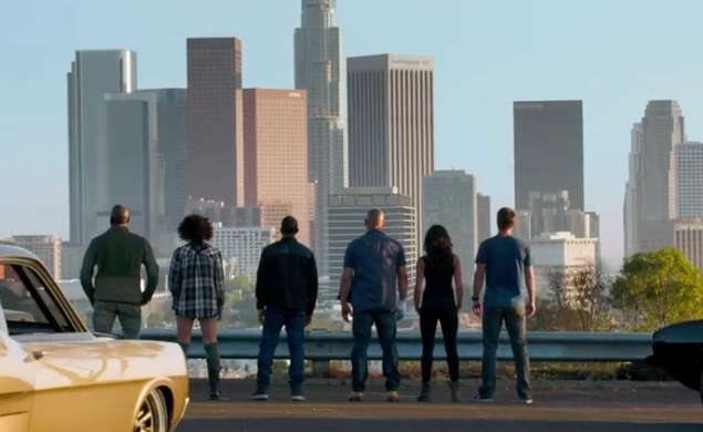 Furious 7 made a ton more money
