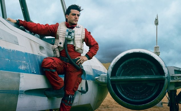 New, Annie Leibovitz-shot images from Star Wars: The Force Awakens released