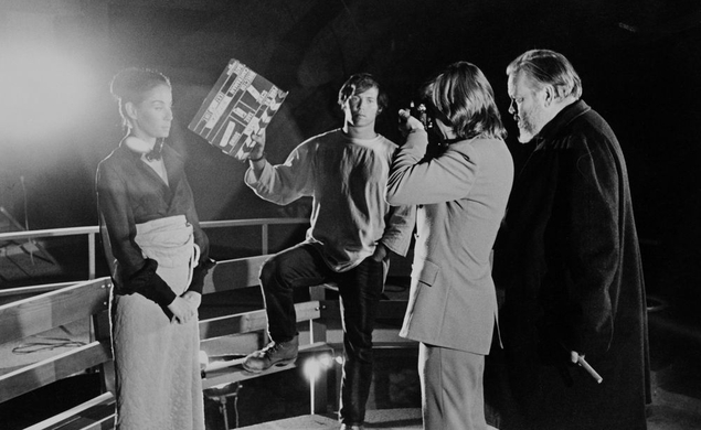 Indiegogo campaign underway to complete Orson Welles' final film as a director