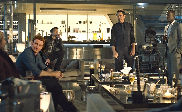 Avengers: Age Of Ultron keeps an Iron Man-clad grip on the box-office
