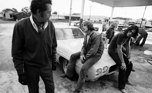 Our next movie of the week: Two-Lane Blacktop