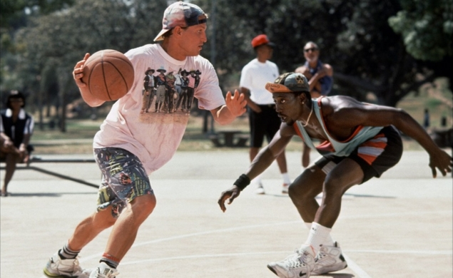 Our next Movie Of The Week: White Men Can't Jump