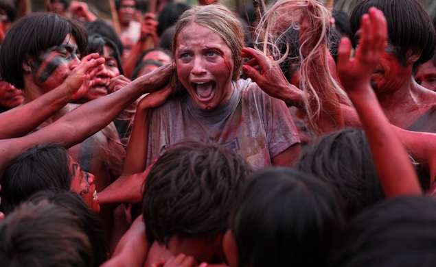 Eli Roth's cannibal funfest The Green Inferno lands a new release date, distributor