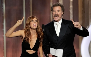 Of course that Will Ferrell and Kristen Wiig Lifetime movie is still happening