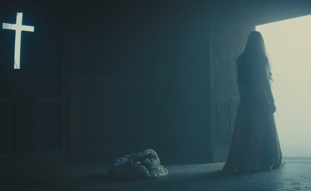 The new Macbeth trailer is awesome (in the Kantian sense)