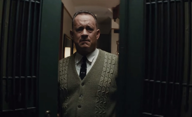 Spielberg's Bridge Of Spies drops Tom Hanks into the murky depths of the Cold War