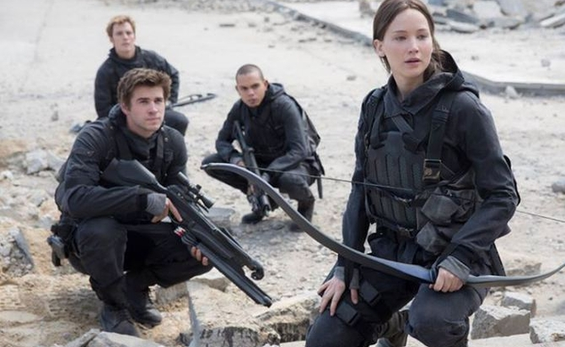 The first trailer for The Hunger Games: Mockingjay—Part 2 has landed