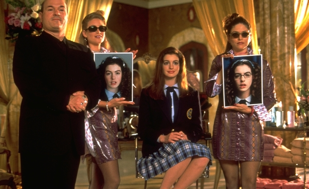 Back to Genovia: Disney is planning a third Princess Diaries film