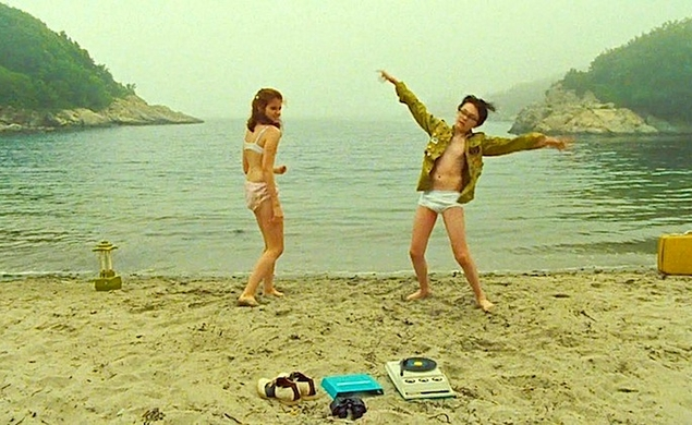 You'll have to wait until September to get Moonrise Kingdom from Criterion