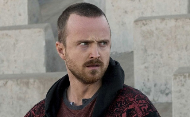 Aaron Paul will ask audiences to Come And Find Me