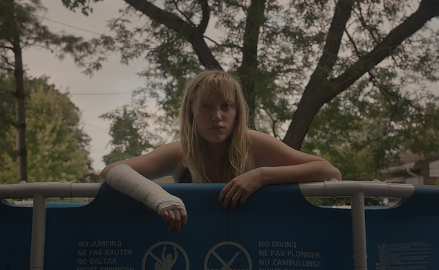 Maika Monroe will star in Black List script Hot Summer Nights