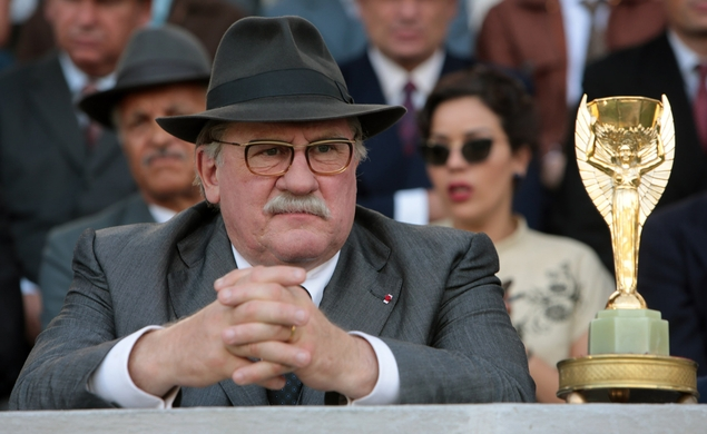 Outta the way, United Passions, Warner Bros. has got a real FIFA film for us