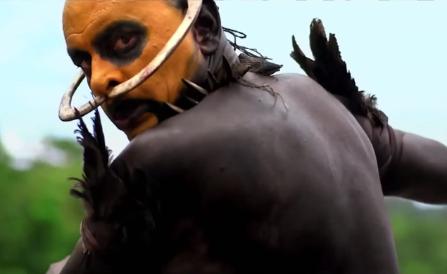 Eli Roth's delayed cannibal nightmare The Green Inferno gets a (sort of) new trailer