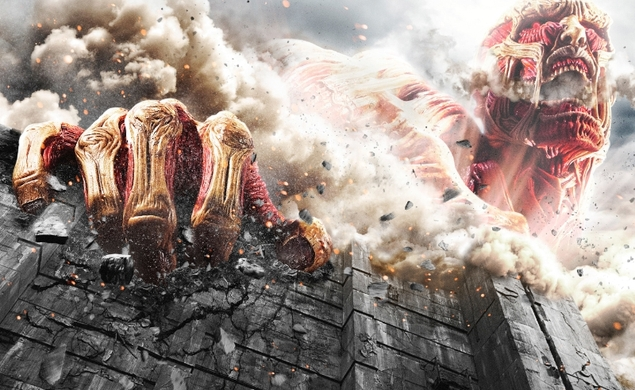 Attack On Titan live-action film ready to take the fun out of FUNimation