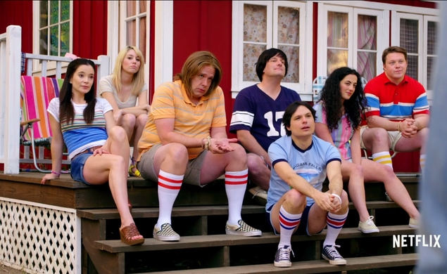 Netflix's Wet Hot American Summer prequel gets a very promising full-length trailer
