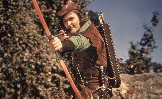 7/7/15:The Adventures Of Robin Hood on TCM