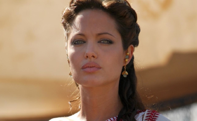 Finally, Angelina Jolie is bringing Catherine the Great back to life