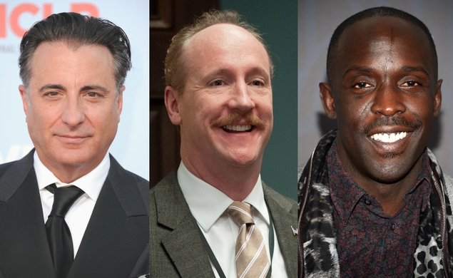 Andy Garcia, Michael K. Williams, Matt Walsh join women-led Ghostbusters reboot