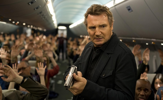 The Non-Stop trailer: Now Liam Neeson's plane gets taken