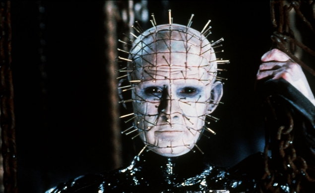 Clive Barker's writing a Hellraiser remake