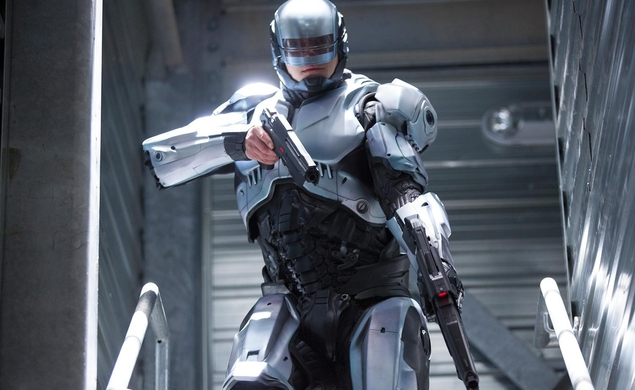 Dead or alive, you're coming to watch the RoboCop trailer