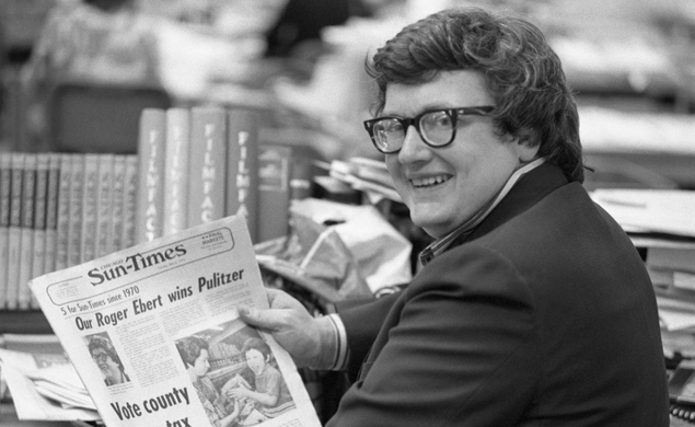 Roger Ebert documentary launches fundraiser on Indiegogo