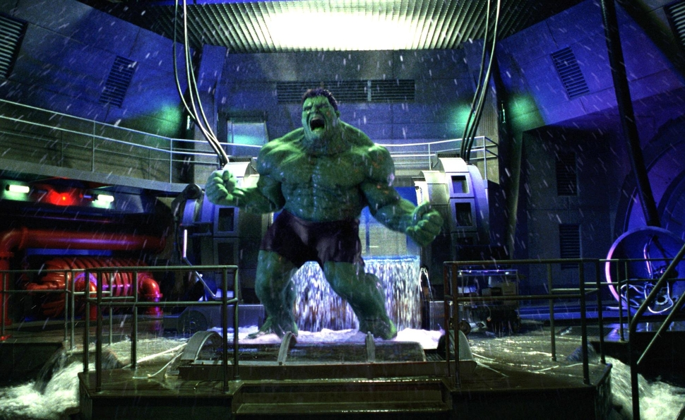 The successful failure of Ang Lee's Hulk
