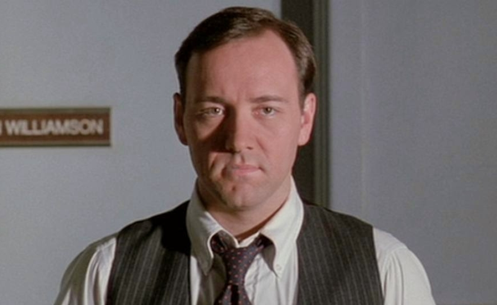 "Glengarry Glen Ross captured Kevin Spacey before he was ""Kevin Spacey"""