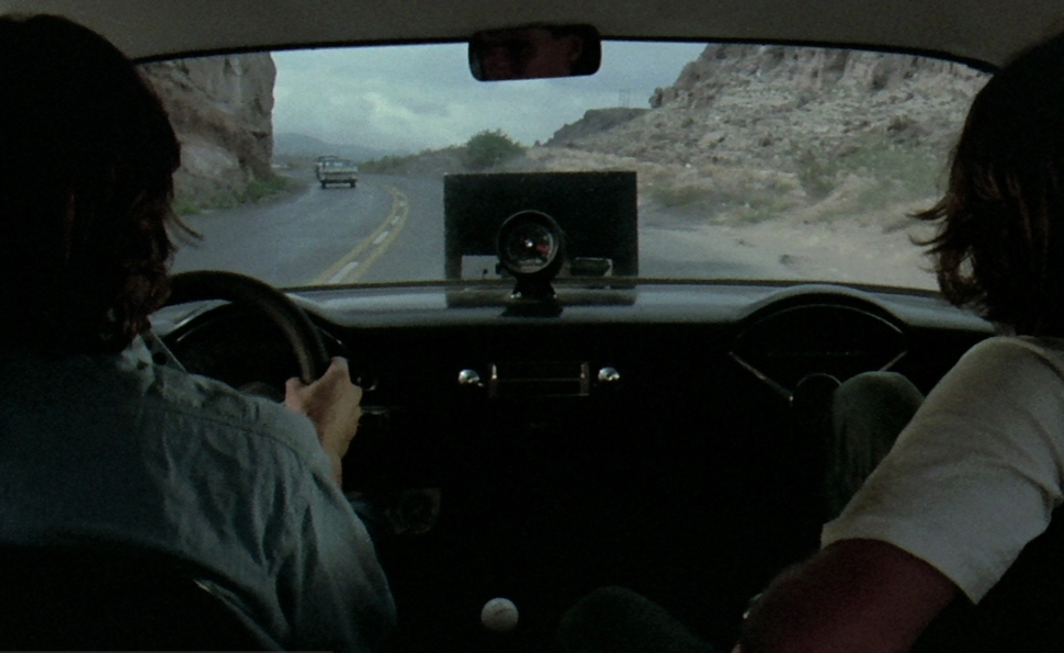 The restless dreams and lonely highways of Two-Lane Blacktop