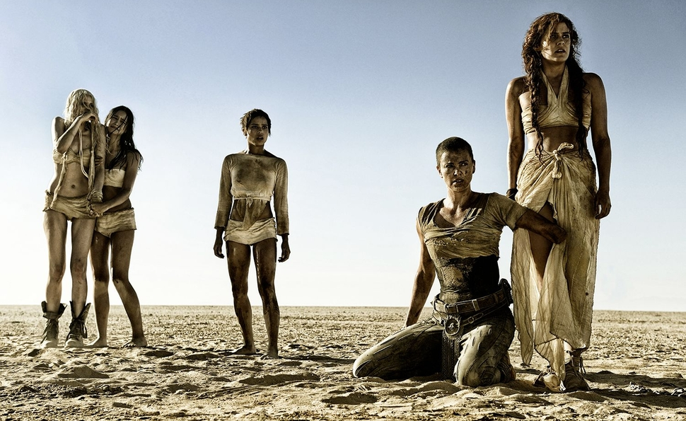 The feminine desert of Mad Max: Fury Road