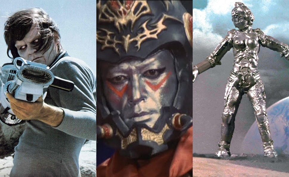 In 1978, a trio of films rushed to feed the craze for science fiction
