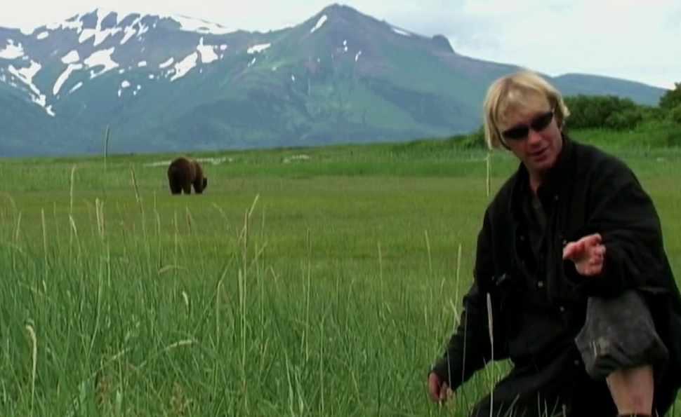 The human nature of Werner Herzog's Grizzly Man
