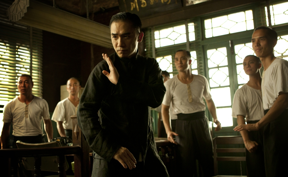 Tony Leung on playing The Grandmaster