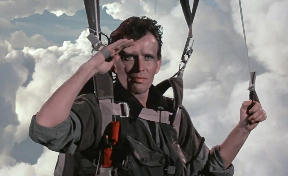 Buckaroo Banzai and the secret knowledge of cult movies in the VHS age