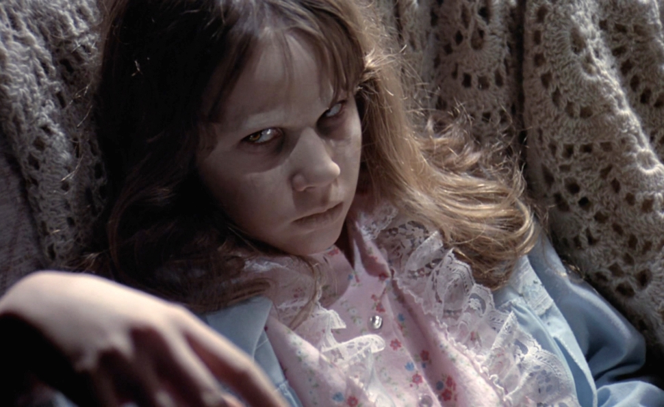 "The Exorcist and the South's love of ""devil movies"""