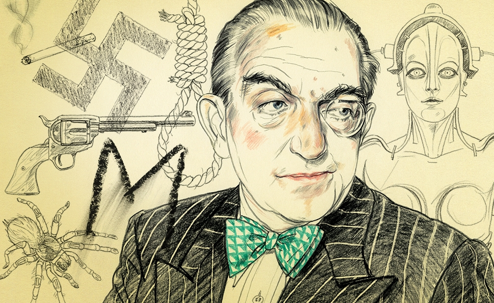 The sprawling, obsessive career of Fritz Lang