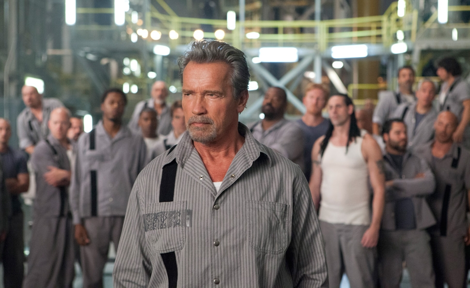 Schwarzenegger, Stallone, and the future of yesterday's action stars
