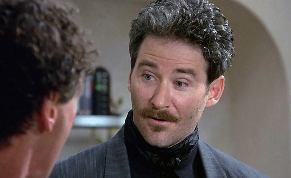 Kevin Kline in 1988's A Fish Called Wanda couldn't be ignored