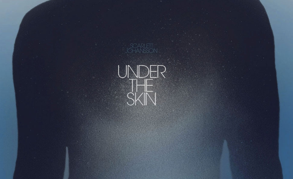 The forthcoming Under The Skin gets an otherworldly poster